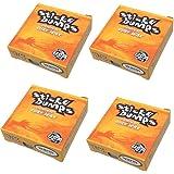 STICKY BUMPS 4個セット スティッキーバンプス サーフワックス/サーフボードワックス サーフボード滑り止め WARM(初夏用)