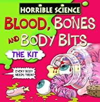 Galt Toys Horrible Science, Blood, Bones and Body Bits by Galt Toys
