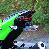 DMP Kawasaki Ninja 400 2018 2019 Z400 Fender Eliminator Kit SLR For use with OEM Markers and Plate Lights 670-4155 - MADE IN