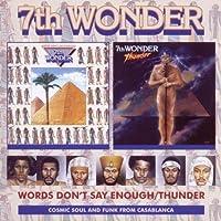 Words Don't Say Enough / Thunder by 7th Wonder (2010-06-01)