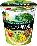 サッポロ一番 グリーンプレミアム たっぷり野菜 タンメン 76g×12個