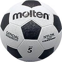 molten(モルテン) サッカーボール 亀甲ゴム 5号 F5W F5W