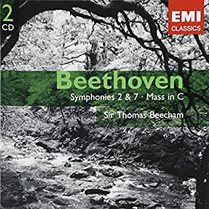 Symphonies 2 & 7 / Mass in C