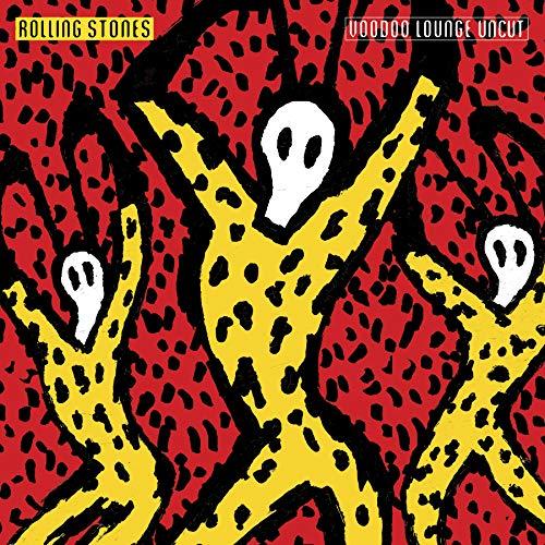 [画像:Voodoo Lounge Uncut (3lp) (Red Vinyl) [Analog]]