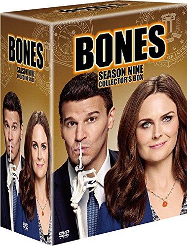 BONES ―骨は語る― シーズン9 DVDコレクターズBOXの詳細を見る