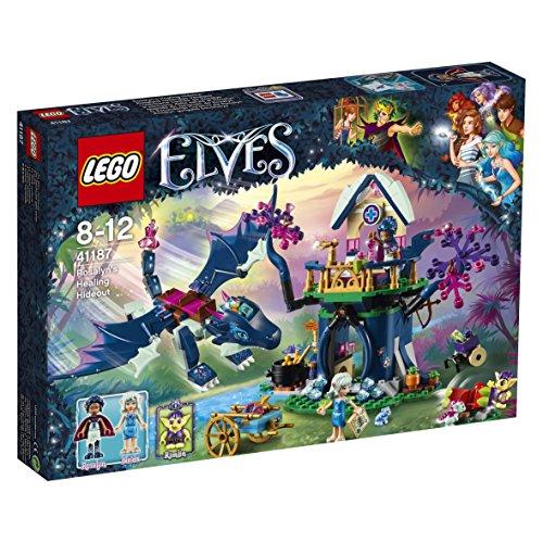 レゴ(LEGO)エルフ ロザリンのヒーリングハウス 41187