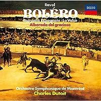 ラヴェル:ボレロ、道化師の朝の歌、スペイン狂詩曲、ラ・ヴァルス