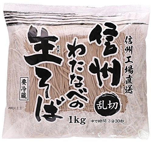 渡辺製麺 乱切生そば1�s