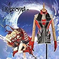 COSMORE Fate Apocrypha FAレーシングスーツ モ-ドレッド コスプレ衣装 cosplay コスチューム コス 仮装 変装 (男性L)