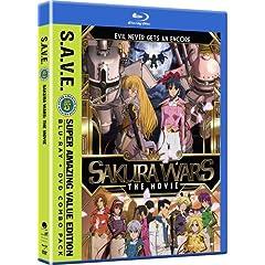 Sakura Wars: Movie - Save/ [Blu-ray]