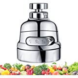 Movable kitchen faucet 360°rotatable universal faucet filter nozzle for replacing kitchen splash-proof kitchen sink faucet ae