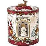 Villeroy & Boch Christmas Toys Gift Pack Large Round Christkind, Porcelain, Multicoloured, 17 x 17 x 21,5 cm