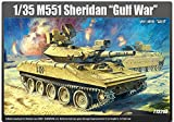 アカデミー 1/35 M551 シェリダン戦車 湾岸戦争Ver.