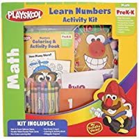 Playskool Learn Numbers Activity Kit with Mr. Potato Head [並行輸入品]