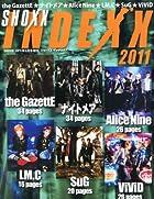 SHOXX INDEXX (ショックス・インデックス) 2011 2011年 03月号 [雑誌]()