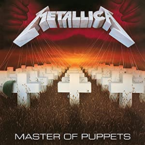 Master Of Puppets: Deluxe Boxset (10CD+2DVD+3LP+Cassette)