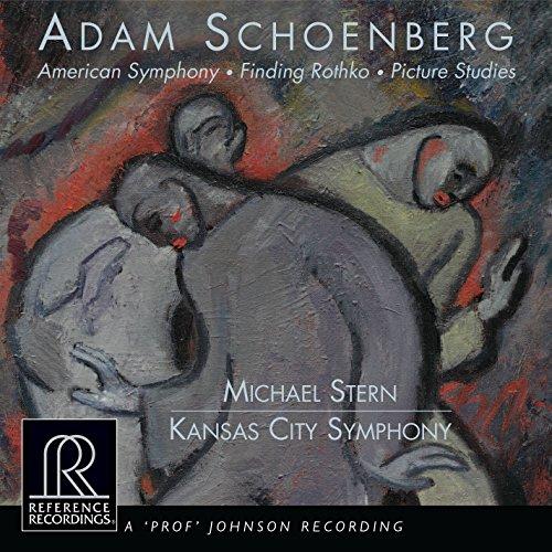 Adam Schoenberg: American Symphony, Finding Rothko & Picture Studies