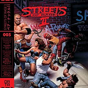 STREETS OF RAGE 2 [12 inch Analog]