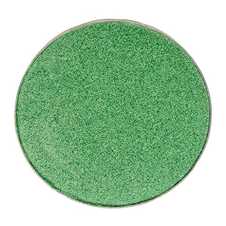SONONIA 化粧品用 アイシャドウ ハイライター パレット マット シマー アイシャドーメイク 結婚式 パーティー 全5色 - #38グリーン