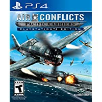 Air Conflicts Pacific Carriers - PlayStation 4 (輸入版)
