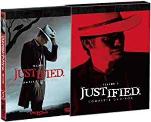 JUSTIFIED 俺の正義 シーズン5 コンプリートDVD-BOX