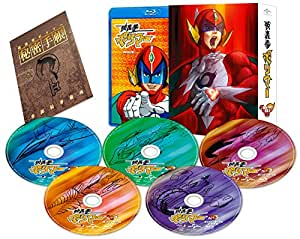 破裏拳ポリマー Blu-ray BOX (初回限定生産)