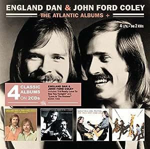 England Dan & John Ford Coley: The Atlantic Albums +