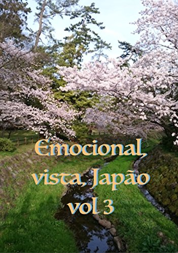Emocional, vista, Japão vol 3