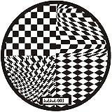 Gaoominy 女の子のネイルアートパターンのイメージスタンプ プレートテンプレートマニキュア001