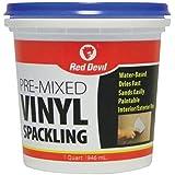 Red Devil 0531 1-Gallon Pre-Mixed Vinyl Spackling, 0534