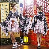 クロックス ガールズ VKtech 豪華な花魁浴衣 着物コスプレロリータアニメメイド制服衣装コスチュームドレス