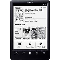 ソニー 電子書籍リーダー Reader 6型 Wi-Fiモデル ブラック PRS-T3S/B