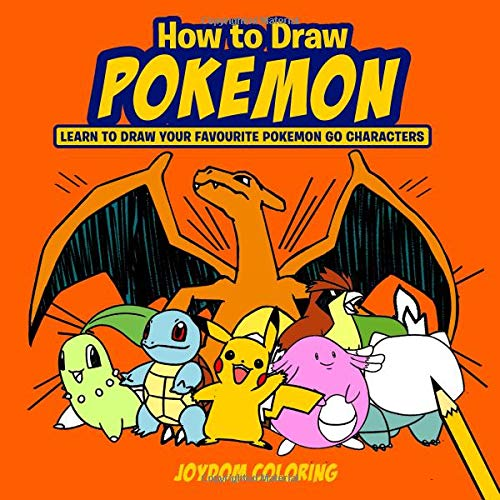How to Draw Pokemon: Learn to ...