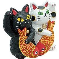 置物 糸井忠晴 キャット コレクション「Lサイズ(まねきねこ)」