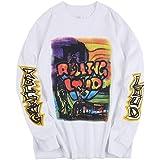 ASAP Rolling Loud Hip Hop Rapper Sweatshirt Graphic Printed Sweatshirts Pullover Long Sleeve Hoodie