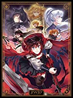 【Amazon.co.jp限定】RWBY VOLUME 4<ノーカット版/初回仕様> Blu-ray<初回仕様版>(Amazon.co.jp限定アクリ...