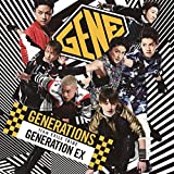 Make It Real♪GENERATIONS from EXILE TRIBEのCDジャケット