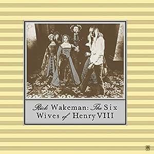 ヘンリー八世と六人の妻<デラックス・エディション>(DVD付)(紙ジャケット仕様)