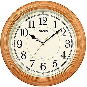 カシオ アナログ掛時計 スムーズ運針 IQ-1...の関連商品2