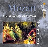 String Quartets K428 & K464