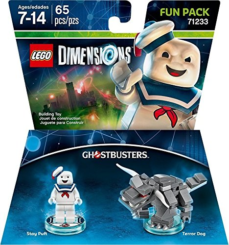 Lego Dimensions Ghostbusters Stay Puft Fun Pack