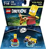 LEGO Dimensions, Simpsons Bart Fun Pack [並行輸入品]
