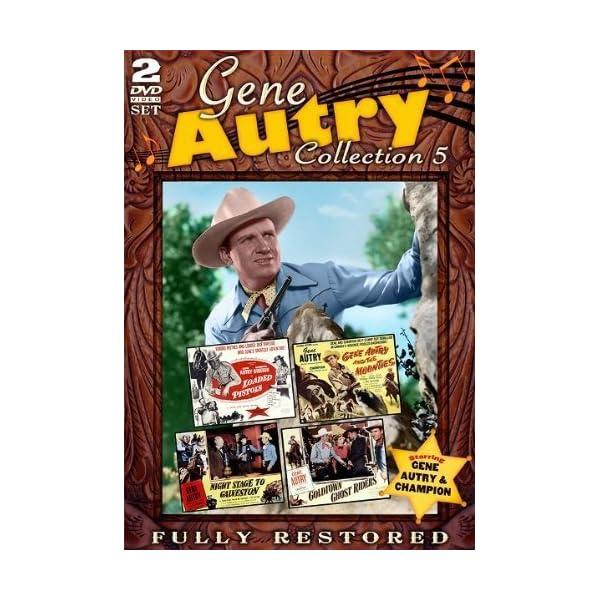 Gene Autry: Movie Collec...の商品画像