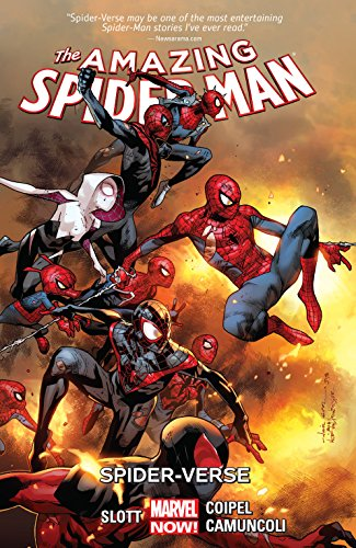 Amazing Spider-Man Vol. 3: Spider-Verse (Amazing Spider-Man (2014-2015)) (English Edition)