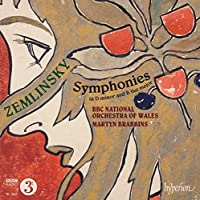 Zemlinsky: Symphonies Nos.1 & 2 by BBC National Orchestra of Wales (2014-02-11)