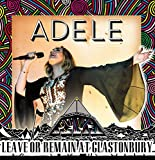 Adele GLASTONBURY 2016 LIVE 2CD set World Tour