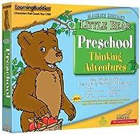 Little Bear: Preschool Thinking Adventures (Jewel Case) [並行輸入品]