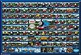 300ピース ジグソーパズル きかんしゃトーマスとなかまたち トーマスと仲間たち 100(26x38cm)