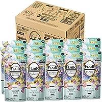 【ケース販売】フレアフレグランス 柔軟剤 フラワー&ハーモニーの香り 詰め替え 480ml×15個