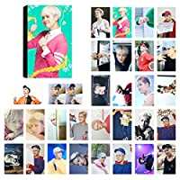 Kpop got7LomoカードGot Seven Photocard Set of 30for igot7ファンwith Greeting Cardはがきボックス